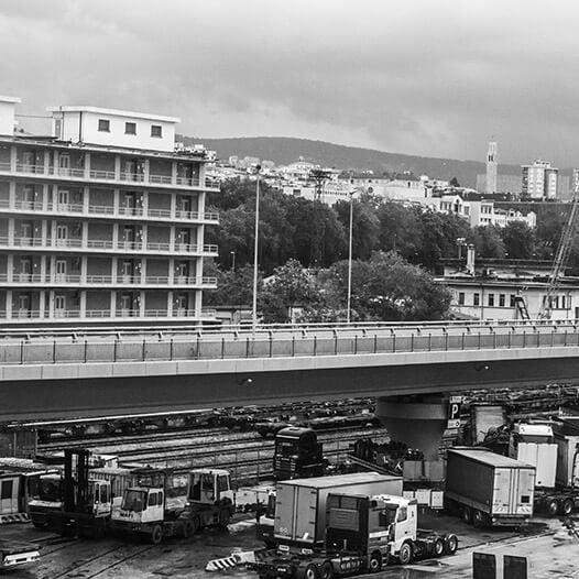 Viabilità Porto di Trieste